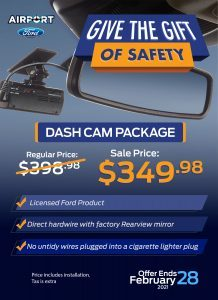 Dash Cam Package